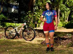 Macaquinho - SUPER BRUTA - Manga Curta - Macaquinho de Ciclismo