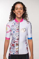 Camisa - Heróis- Manga Curta - Camisa de Ciclismo